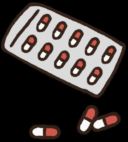 薬が脳に与える影響