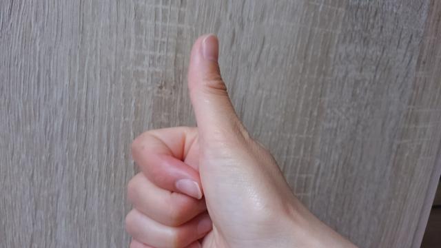 【症例紹介】親指が曲がらなくなってしまった症例